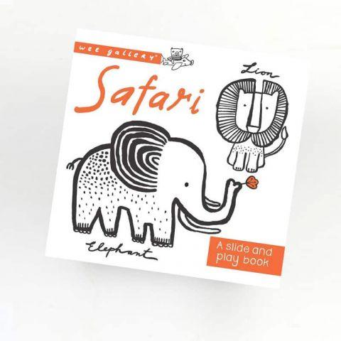 Safari, Un libro di giocchi di Wee Gallery :: Design Bottega