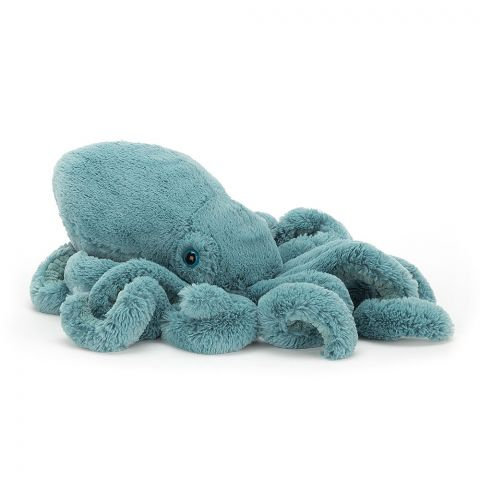 Sol Squid from Jellycat :: Baby Bottega