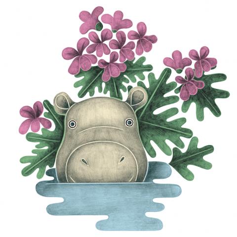 Rose Geranium Cleansing Water from VivaioDays :: Baby Bottega