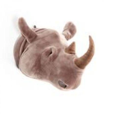 Michael the Rhino Trophy Head :: Wild & Soft
