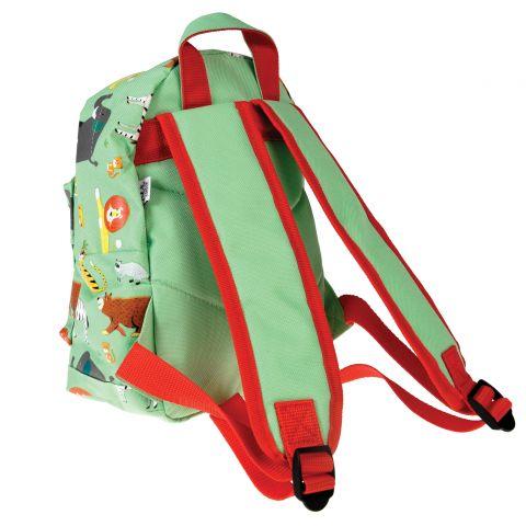 Animal Park Mini Backpack :: Baby Bottega