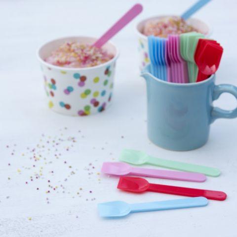 Confetti Ice Cream Cups :: Available at Baby Bottega