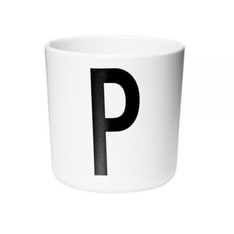 Personal Melamine Cup - P :: Available online Baby Bottega