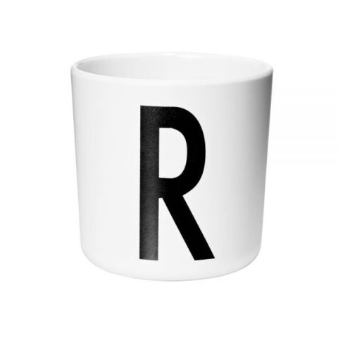 Personal Melamine Cup - R :: Available online Baby Bottega
