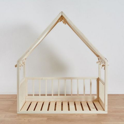 Montessori House Bed 160 X 80 from 'Ettomio :: Baby Bottega