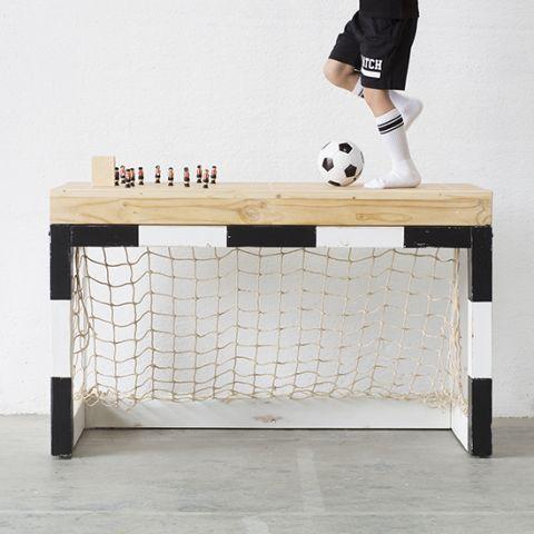 Jan Tavola/scrivania in bianco e nero da xo-inmyroom :: Baby Bottega