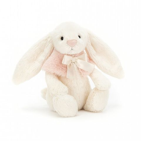 Bashful Cream Snow Bunny from Jellycat :: Baby Bottega