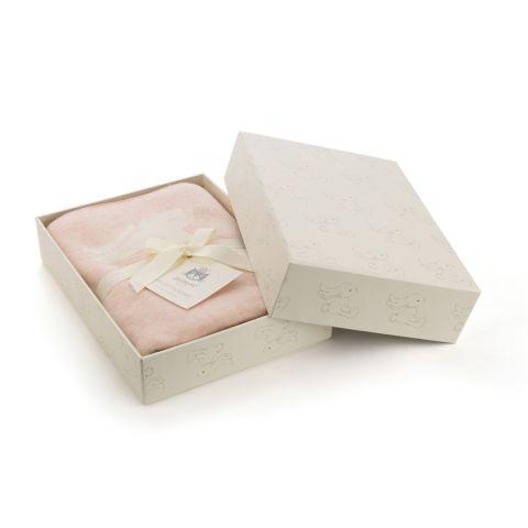 Bashful Pink Bunny Blanket from Jellycat :: Baby Bottega
