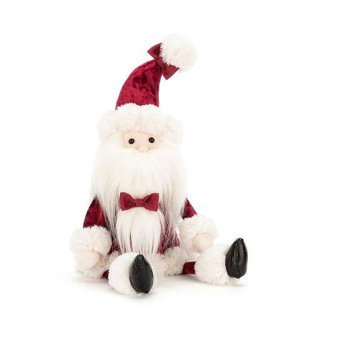Peluche Babbo Natale di Jellycat :: acquista su Baby Bottega
