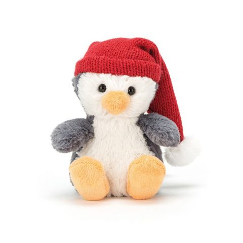 Peluche Pinguino Poppet Baby di Jellycat :: acquista su Baby Bottega