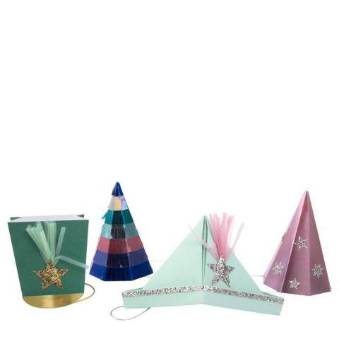 Festive Party Hats from Meri Meri :: Baby Bottega