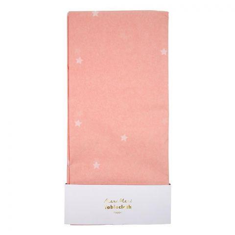 Tovaglia Pink Stars di Meri Meri :: acquista su Baby Bottega