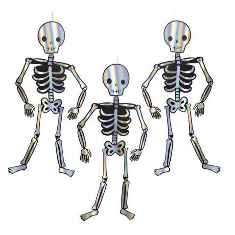 Giant Skeleton Decoration for Halloween from Meri Meri :: Baby Bottega