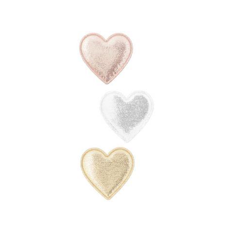 Fermacapelli Metallic Sweetheart di Mimi & Lula :: acquista ora su Baby Bottega
