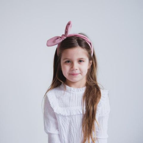 Ivy Bow Alice in pink from Mimi & Lula - Online at Baby Bottega