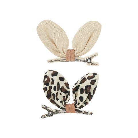 Fermacapelli Safari Kiko Bunny di Mimi & Lula :: acquista ora su Baby Bottega
