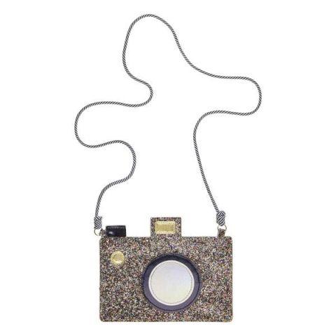 Glittery Camera Bag from Mimi & Lula :: Shop Baby Bottega