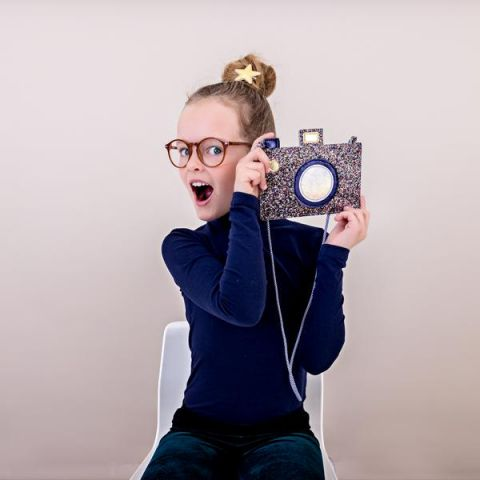 Borsa Macchina Fotografica di Mimi & Lula :: acquista su Baby Bottega