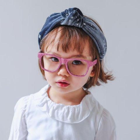 Occhiali Pink Glitter di Mimi & Lula :: acquista ora su Baby Bottega