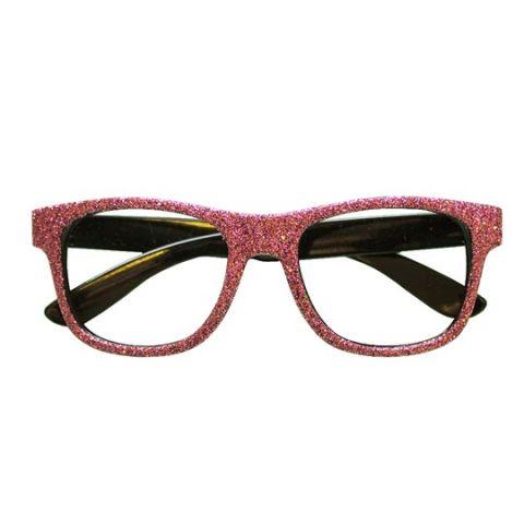 Glitter Glasses in pink from Mimi & Lula :: Shop Baby Bottega