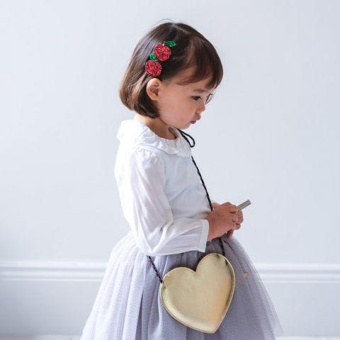 Borsa Gold Heart di Mimi & Lula :: acquista ora su Baby Bottega