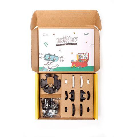 ZebraBit Animal Kit from The Offbits :: Baby Bottega