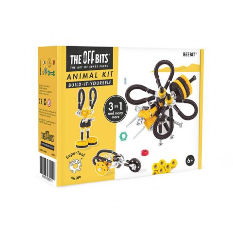 BeeBit Animal Kit from The Off Bits :: Baby Bottega