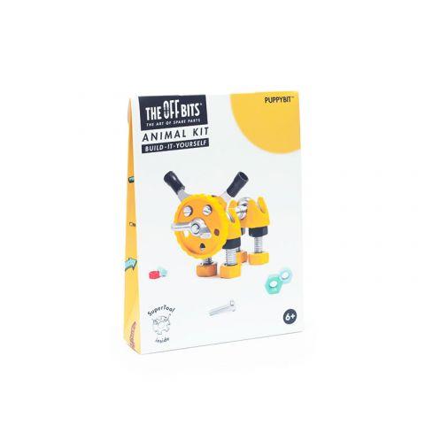 PuppyBit Animal Kit from The Off Bits :: Baby Bottega