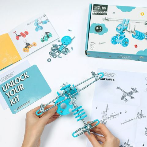 Airbit Transportation Kit from The OffBits :: Online at Baby Bottega