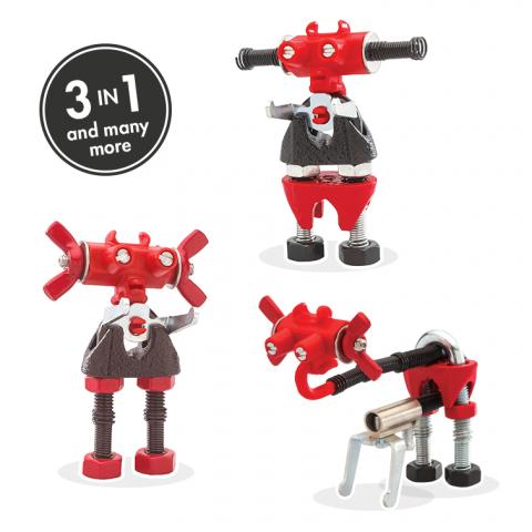 Art Bit Character Kit di The Off Bits :: acquista su Baby Bottega
