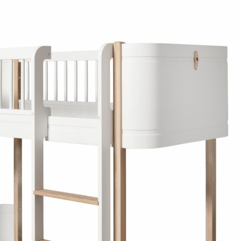 Mini & Low Loft Letto da Oliver Furniture :: Baby Bottega