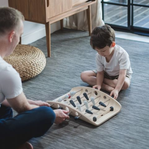 Soccer, sustainable toys from Plan Toys :: Baby Bottega