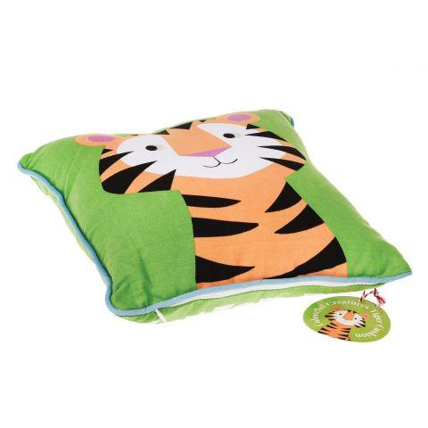 Tiger Cushion :: Baby Bottega