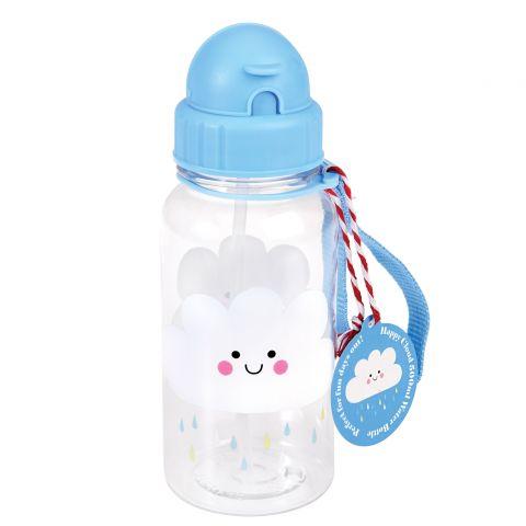 Happy Cloud Water Bottle :: Baby Bottega
