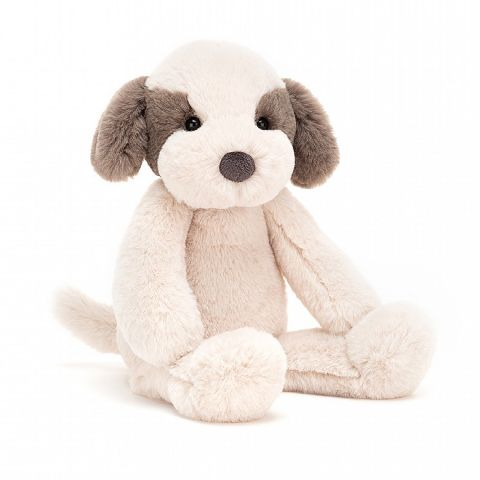 Barnaby Pup Small soft toy from Jellycat :: Available at Baby Bottega