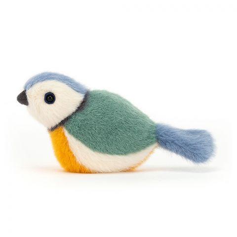 Uccellino Cinciallegra, pupazzo di Jellycat ::  Baby Bottega