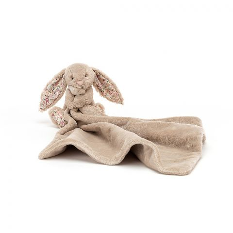 Blossom Bea Beige Bunny Soother from Jellycat :: Baby Bottega