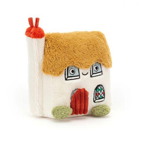 Bonny Cottage Activity Toy from Jellycat :: Baby Bottega