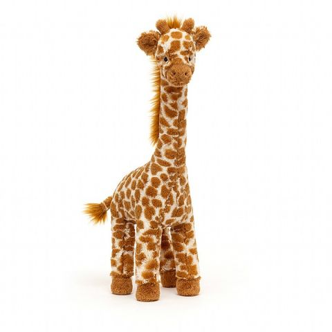 Dakota Giraffe soft toy from Jellycat :: Baby Bottega