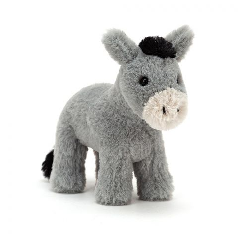 Diddle Donkey, soft toy from Jellycat :: Baby Bottega