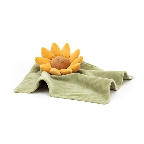 Fleury Sunflower Soother from Jellycat :: Baby Bottega