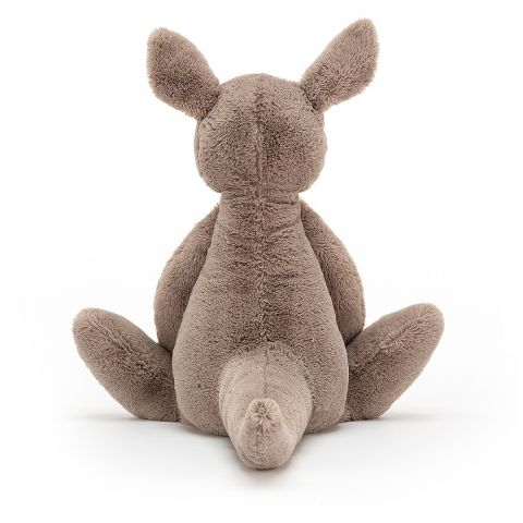 Kara Kangaroo, soft toy from Jellycat :: Baby Bottega