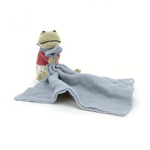 Little Rambler Frog Soother from Jellycat :: Baby Bottega