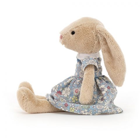 Lottie Bunny Floral, soft toy from Jellycat :: Baby Bottega