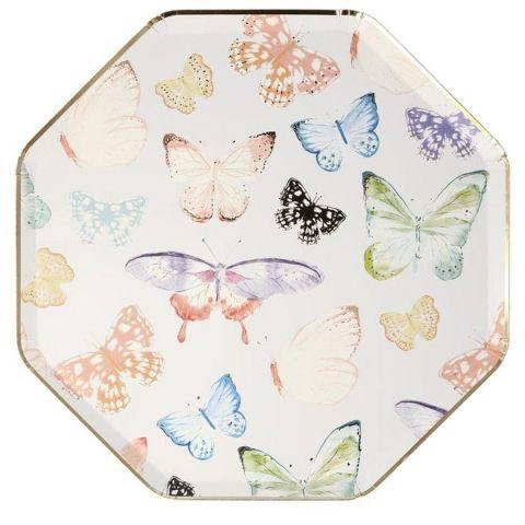 Butterfly Piatti di Meri Meri :: Baby Bottega