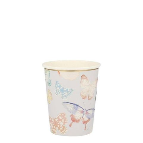 Butterfly Party Cups from Meri Meri :: Baby Bottega