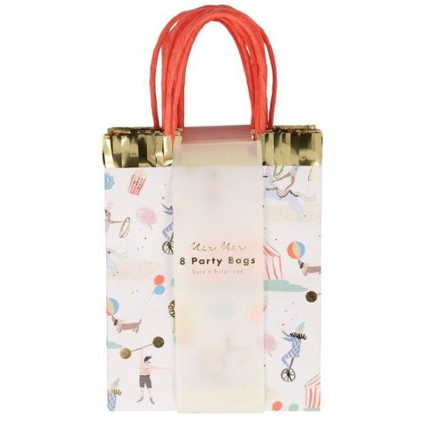 Circus Parade Party Bags from Meri Meri :: Baby Bottega Party Supplies