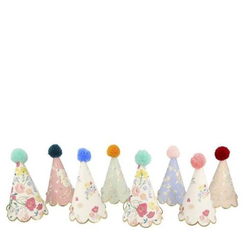English Garden Party Hats from Meri Meri :: Baby Bottega
