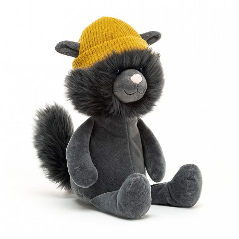 Rap Cat from Jellycat :: Available at Baby Bottega
