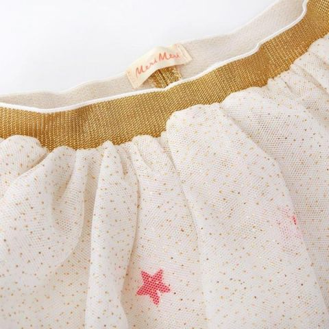 Reindeer Shaker Tutu & Headband from the Meri Meri Holiday Christmas Collection